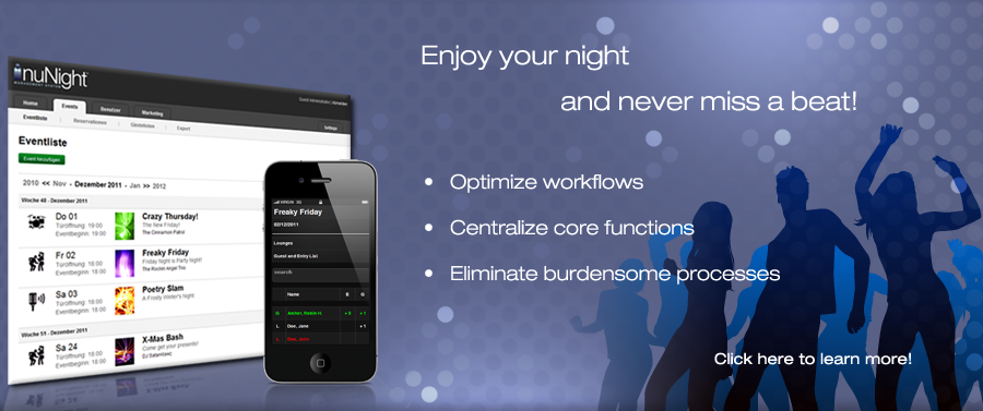 Nunight Management System